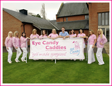 Eye Candy Caddy Golf Packages